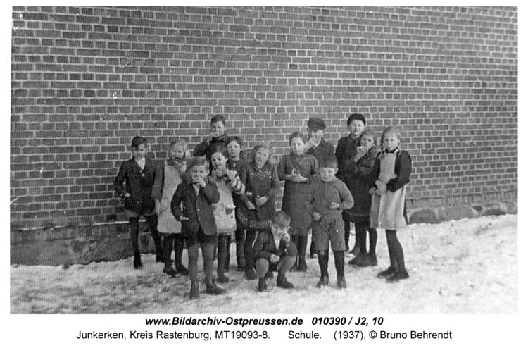 Junkerken, Schule