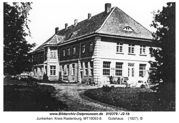 Junkerken, Gutshaus