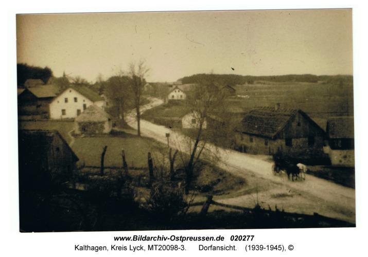 Kalthagen, Dorfansicht