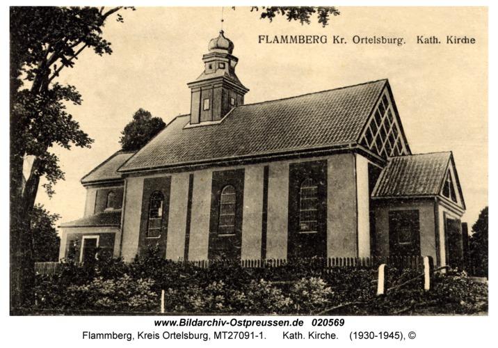 Flammberg, Kath. Kirche