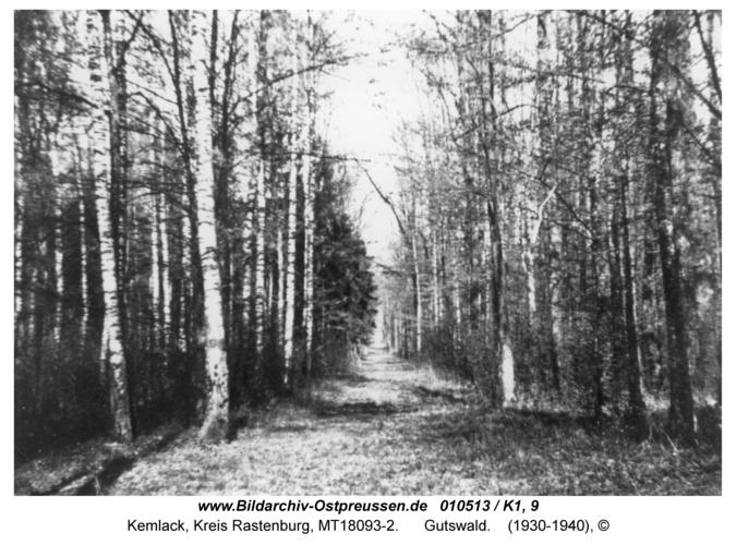 Kemlack, Gutswald