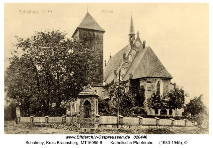 Schalmey, Katholische Pfarrkirche