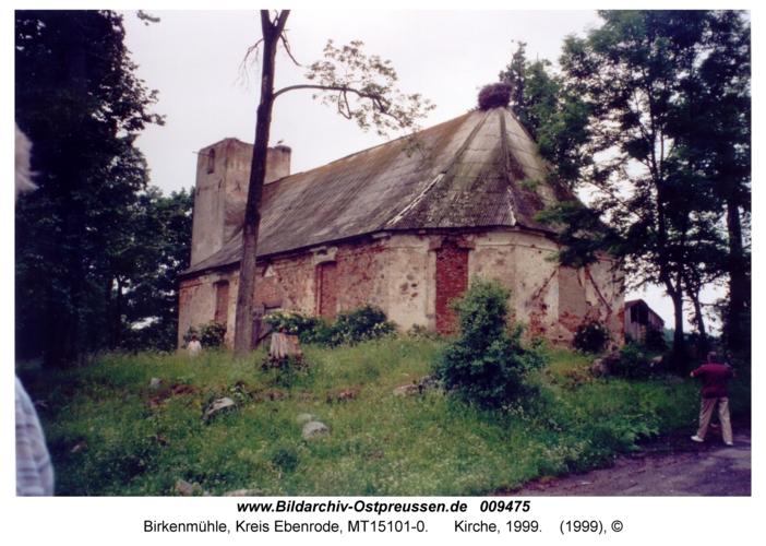 Birkenmühle, Kirche, 1999