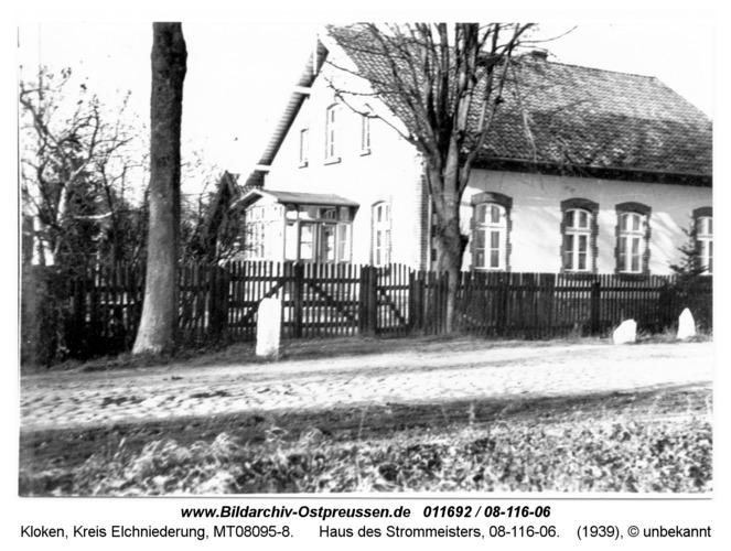 Kloken, Haus des Strommeisters, 08-116-06