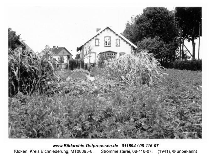 Kloken, Strommeisterei, 08-116-07