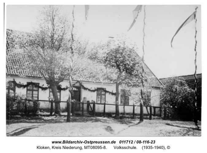 Kloken, Volksschule