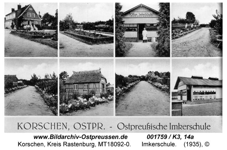 Korschen, Imkerschule