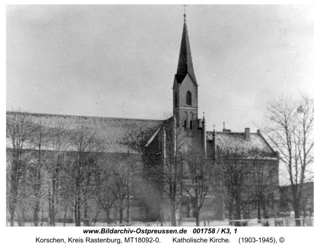Korschen, katholische Kirche