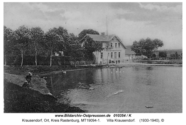 Krausendorf, Villa Krausendorf