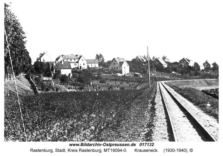 Rastenburg, Krauseneck