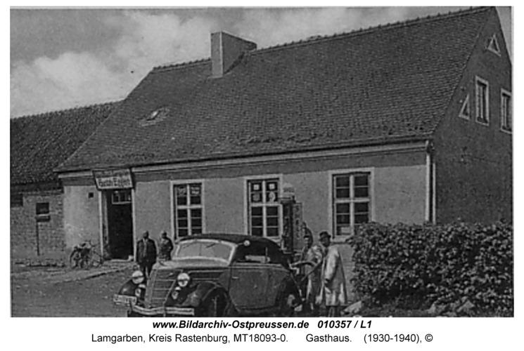 Lamgarben, Gasthaus