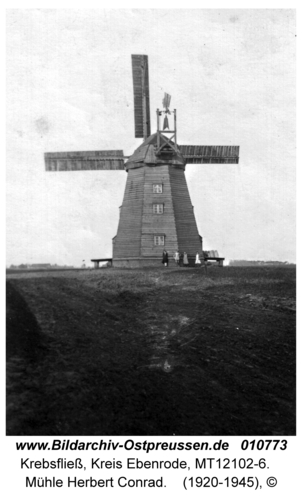 Krebsfliess, Mühle Herbert Conrad