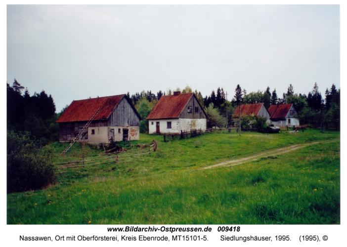 Nassawen, Siedlungshäuser, 1995