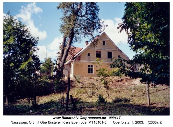 Nassawen, Oberforstamt, 2003