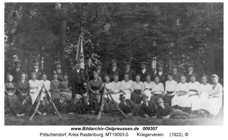 Pötschendorf, Kriegerverein