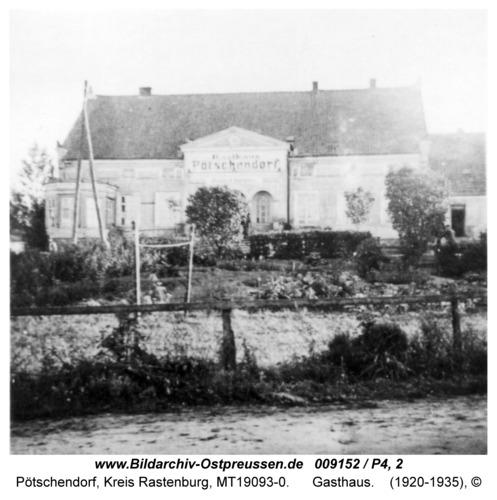 Pötschendorf, Gasthaus