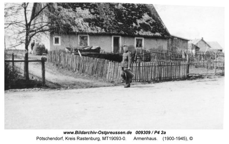 Pötschendorf, Armenhaus