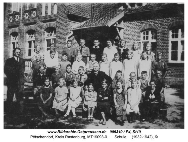 Pötschendorf, Schule