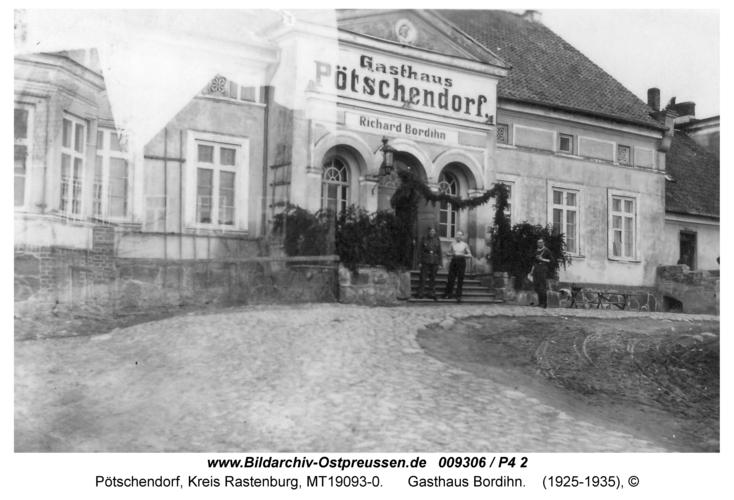 Pötschendorf, Gasthaus Bordihn