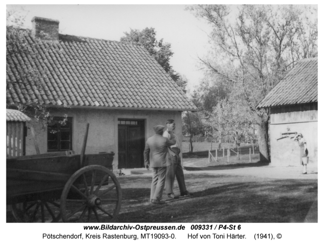 Pötschendorf, Hof von Toni Härter