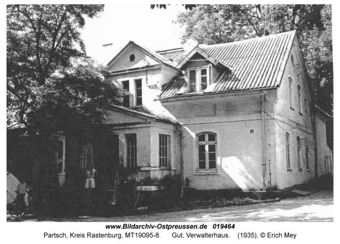 Partsch, Gut, Verwalterhaus