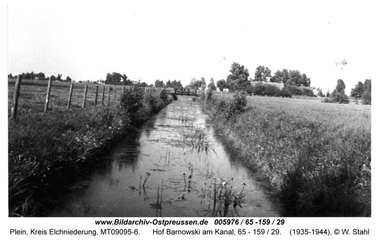 Plein, Hof Barnowski am Kanal, 65 - 159 / 29