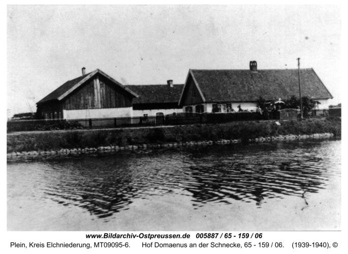Plein, Hof Domaenus an der Schnecke, 65 - 159 / 06