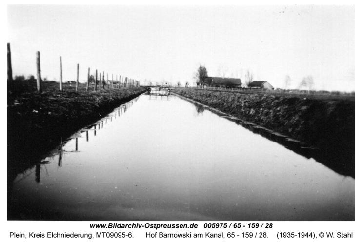 Plein, Hof Barnowski am Kanal, 65 - 159 / 28