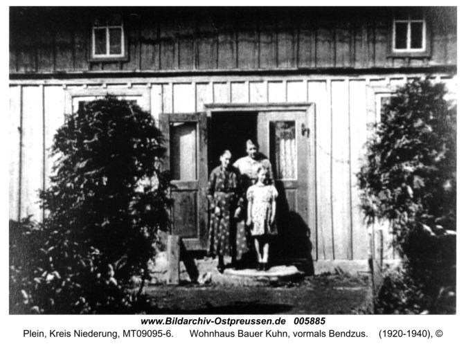 Plein, Wohnhaus Bauer Kuhn, vormals Bendzus