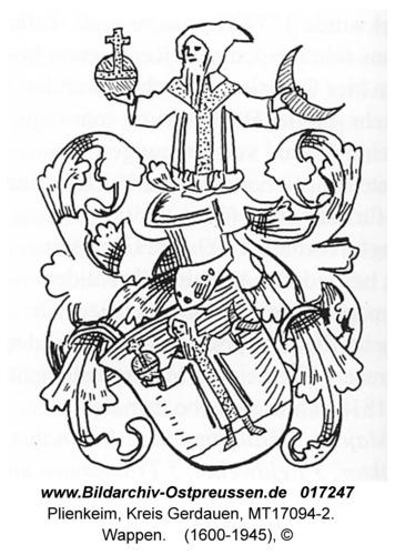 Plienkeim, Wappen