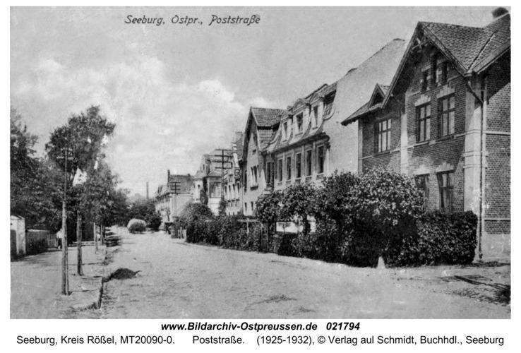 Seeburg, Poststraße