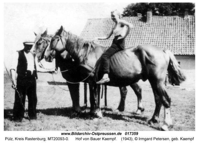 Pülz, Hof von Bauer Kaempf