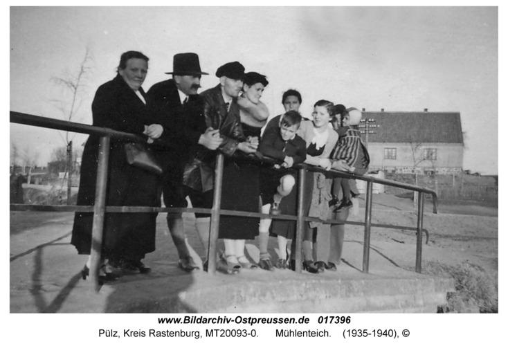 Pülz, Mühlenteich