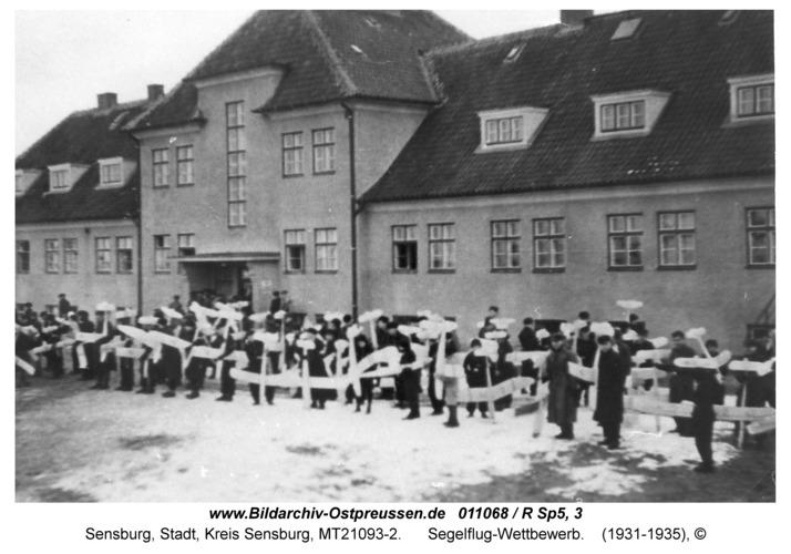 Sensburg, Segelflug-Wettbewerb