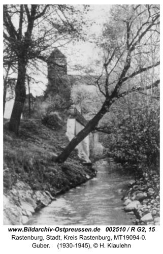 Rastenburg, Guber