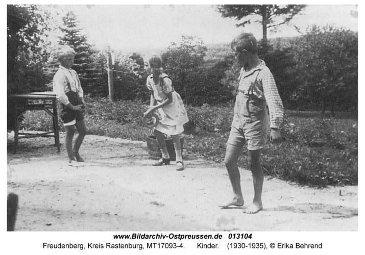 Freudenberg, Kinder