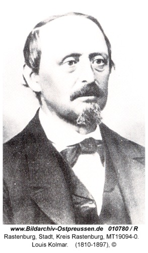 Rastenburg, Louis Kolmar