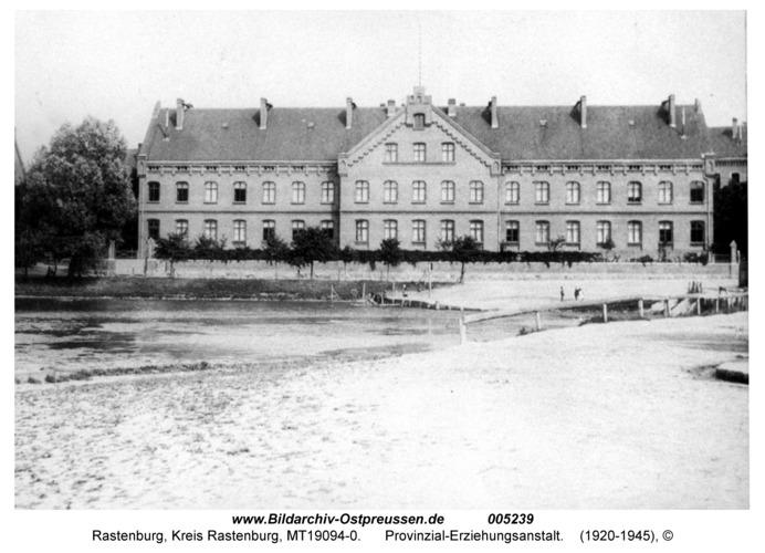 Rastenburg, Sembeckstraße, Provinzial-Erziehungsanstalt
