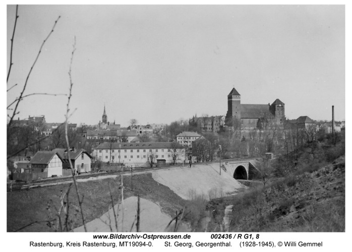 Rastenburg, St. Georg, Georgenthal