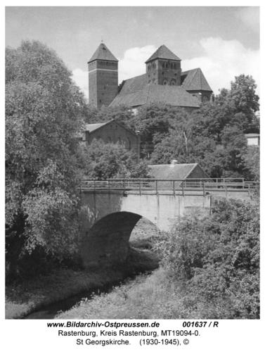 Rastenburg, St. Georg
