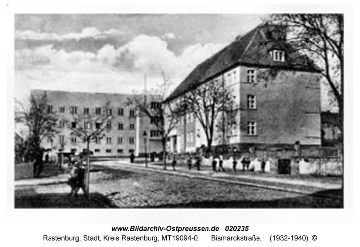 Rastenburg, Bismarckstraße