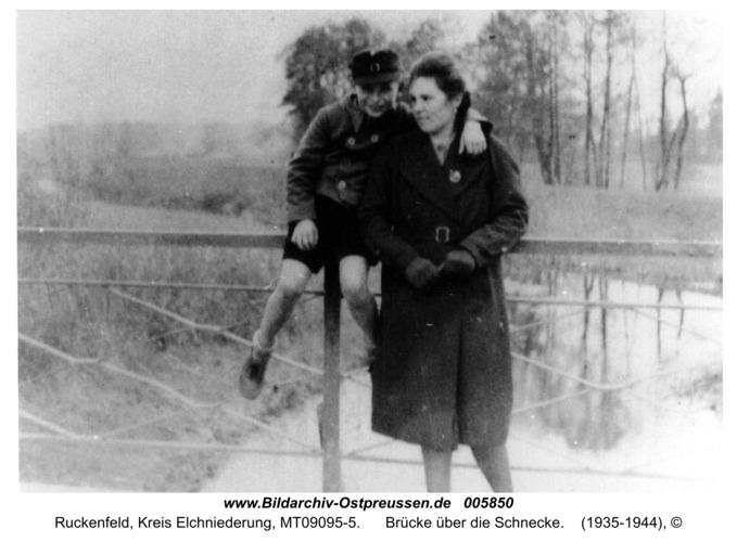 Ruckenfeld, Brücke über die Schnecke