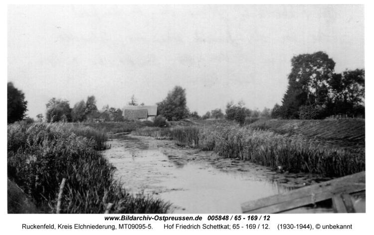 Ruckenfeld, Hof Friedrich Schettkat; 65 - 169 / 12