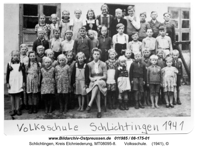 Schlichtingen,  Volksschule