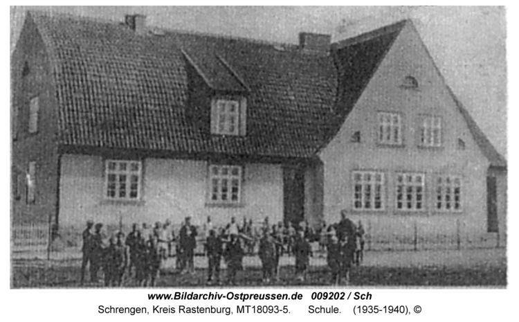 Schrengen, Schule