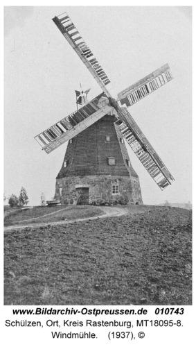 Schülzen, Windmühle