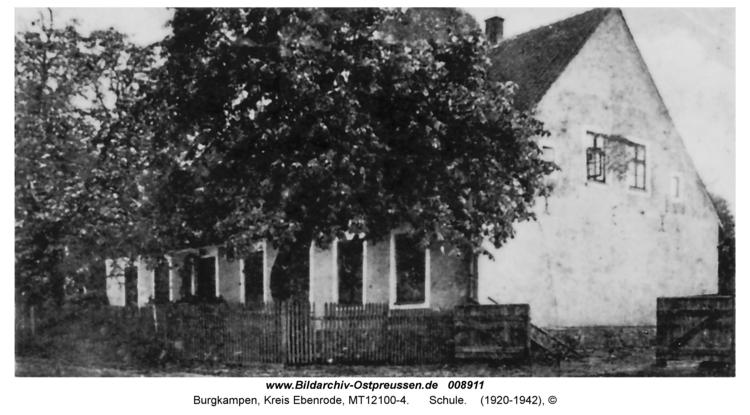 Burgkampen, Schule