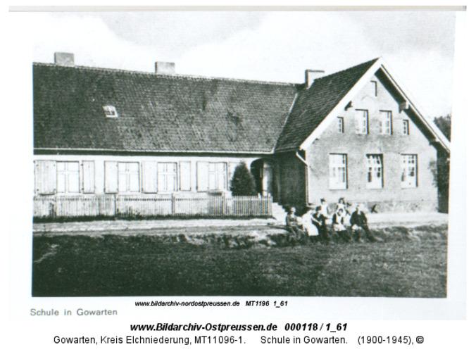 Schule in Gowarten