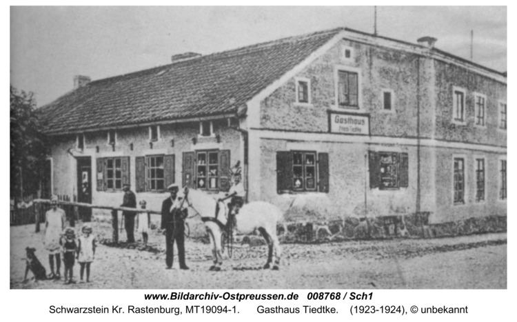 Schwarzstein, Gasthaus Tiedtke