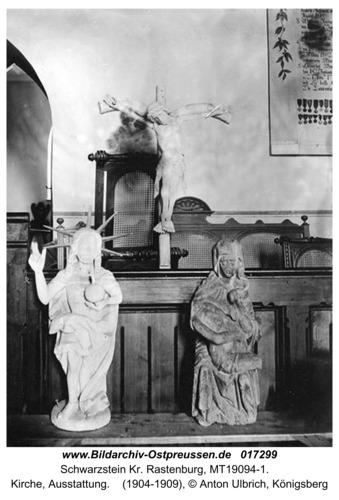 Schwarzstein, Kirche, Ausstattung
